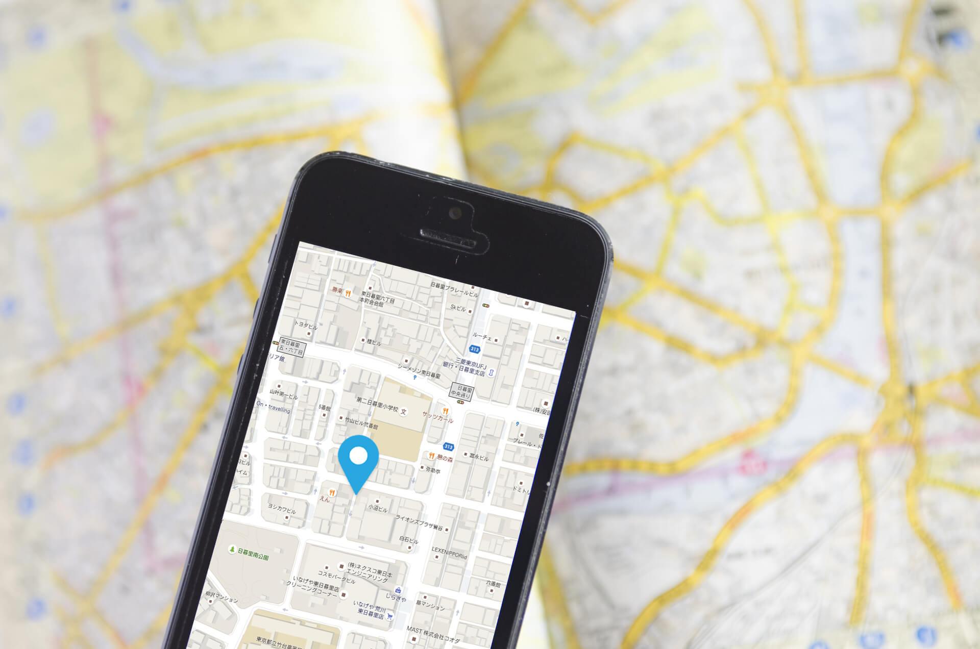 GPSレンタルの利用開始です